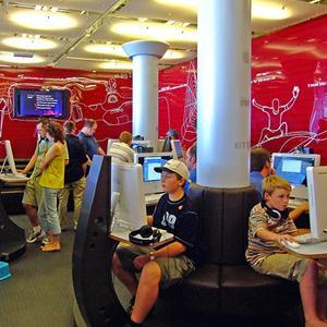 Интернет-кафе Шексны
