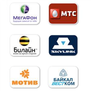 Операторы сотовой связи Шексны