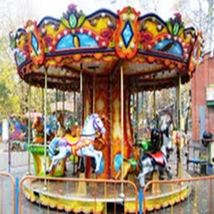 Парки культуры и отдыха Шексны