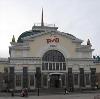 Железнодорожные вокзалы в Шексне