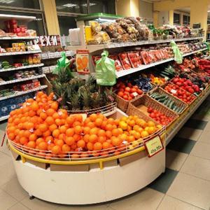 Супермаркеты Шексны