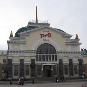 Железнодорожные вокзалы Шексны